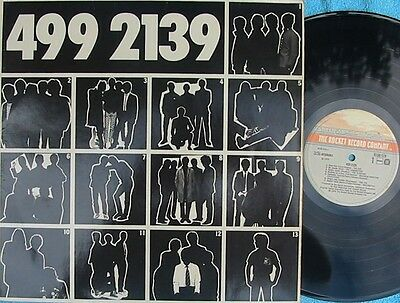 499 2139 ORIG DUT LP EX '79 Rocket Record Mod New wave Lambrettas Escalators