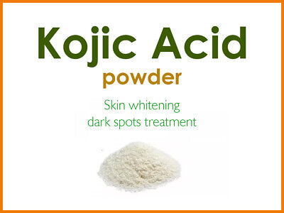 Kojic Acid 99% Powder -100g-Skin Lightening/Bleaching-Lotion,Cream,Soap