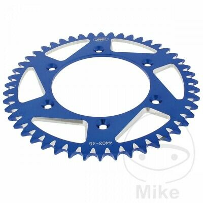 JMP Blue Aluminium Rear Sprocket (48 Teeth) Husqvarna FE 350 2015