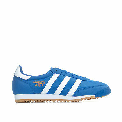 new products 442b2 34d92 Mens adidas Originals Mens Dragon OG Trainers in Blue - UK 6