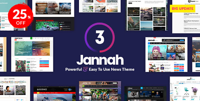Jannah News v3.2.0 - Newspaper Magazine News AMP