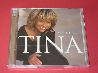 Tina Turner / All the best (Europe, Parlophone-7243 8 63536 2 7) - OVP - 2 CD