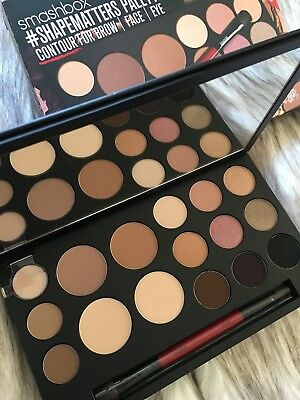 Brand New Smashbox #Shapematters Palette Contour for Brow Face & Eye   Free ship