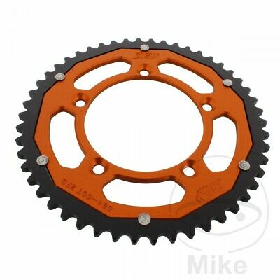 ZF Dual Orange Rear Sprocket (50 Teeth) KTM SX 65 2005