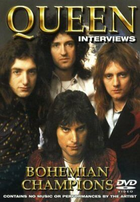 Queen - Bohemian Champions - Interviews (DVD, 2008) Brand new and sealed