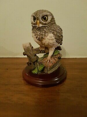 Country Artists Little Owl - Post Box