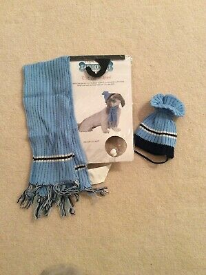 Small dog Hat And Scarf 8a