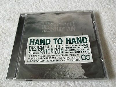 New & Sealed, HAND TO HAND - Design The End / Follow The Horizon, CD Album 2009