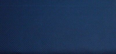 14 count AIDA CLOTH ~ NAVY BLUE - 50 x 53 cms (NEW from ZWEIGART)