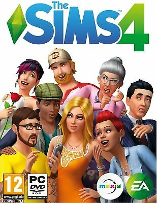 The Sims 4 (PC DVD) & MAC Brand New Sealed