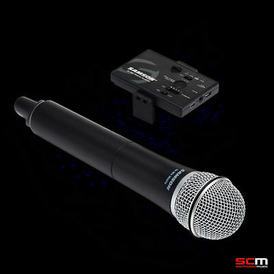 Samson Go Mic Mobile Digital Wireless Handheld Microphone System Android & iOS
