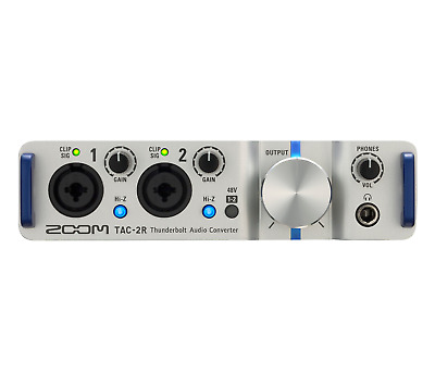Thunderbolt TAC2R Audio Interface for Apple Mac OSX Zoom TAC-2R  Best Price NEW!