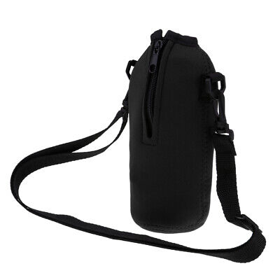 Sports Water Bottle Insulated Bag Pouch Holder Sleeve Carrier 750ml