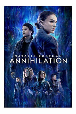Annihilation (DVD) [2018] [New DVD]
