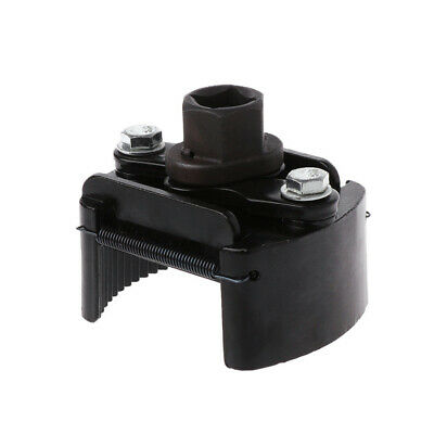 """Universal 60mm~80mm Adjustable Oil Filter Wrench 1/2"""" Housing Tool Remover 1x"""
