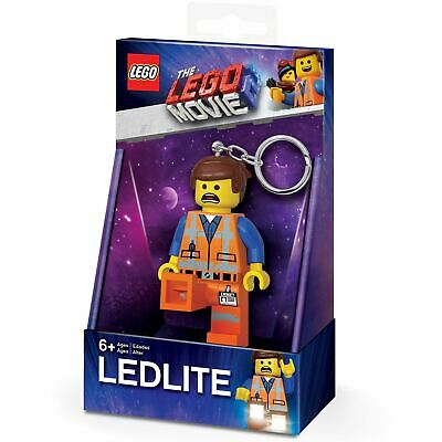 Emmet Lego Movie 2 Keylight Keyring Light Ledlite Boys