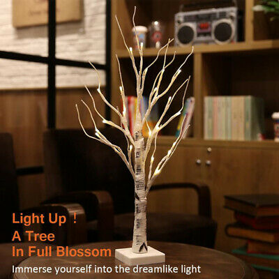 Easter Tree With Lights For Hang Ornaments Decorative Easter Eggs