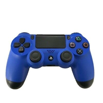 Official PlayStation 4 PS4 Dualshock 4 Wireless Controller (Wave Blue) NEW