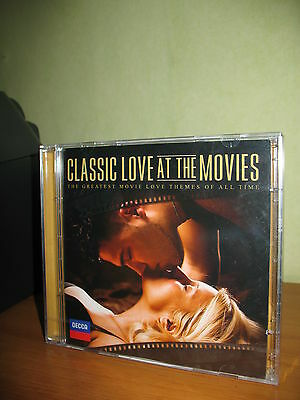 Classic Love At The Movies 2 Cd Sigillato John Williams