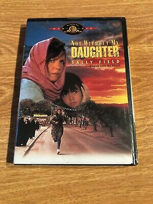 Not Without My Daughter DVD Sally Field FACTORY SEALED REGION 1 MGM NEW RARE OOP
