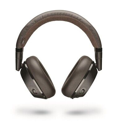 OEM Plantronics BackBeat PRO 2 Wireless Noise Cancelling Headphones Black & Tan