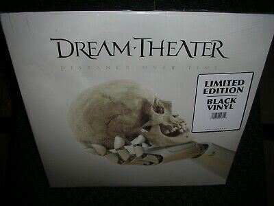 Dream Theater **Distance Over Time **NEW 180 GRAM RECORD LP VINYL