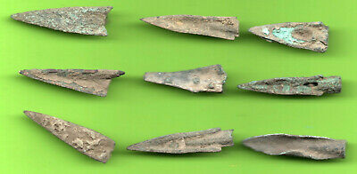 LOT 9 Sarmatia OLBIA Cast Proto Money ARROW 5th BC Ukraine Crimea Russland 57