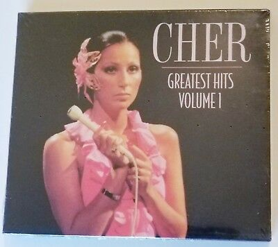 Cher Greatest Hits, Vol. 1 CD Remaster 2004 Fuel 2000 New Sealed 18 Songs Sonny