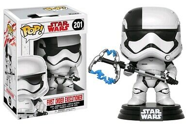 Pop! Vinyl--Star Wars - First Order Executioner Episode VIII The Last Jedi Po...