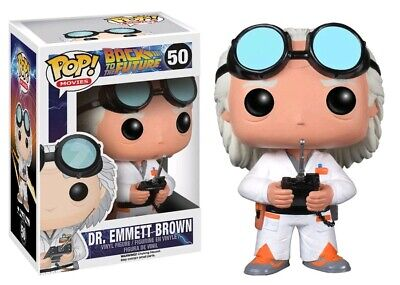 Pop! Vinyl--Back to the Future - Dr. Emmett Brown Pop! Vinyl
