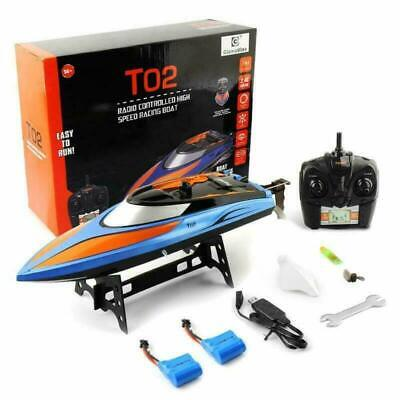 RC Boot Ferngesteuertes Spielzeug 2,4G 20MPH High Speed Boot mit Extra Batterie