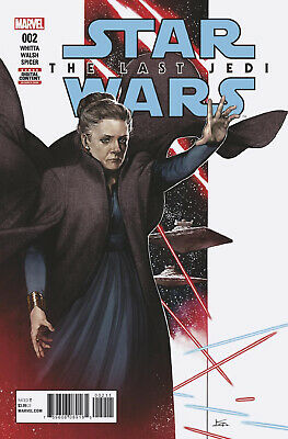 Star Wars Last Jedi Adaptation  #2 [Mar180956] Marvel Comics