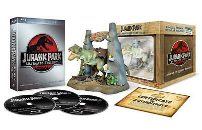 Jurassic Park Ultimate Trilogy - Limited Edition Giftset [Blu-ray] (Bilingual)