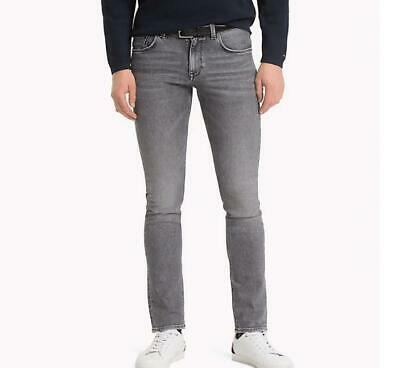 Tommy Hilfiger Jeans Men Bleecker Slim Fit- Stretch  €  ̶1̶4̶9̶  Mw0Mw08098 Grey