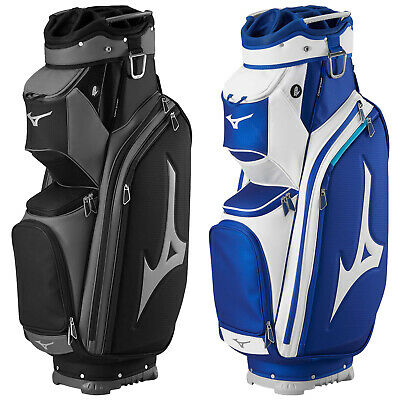 2019 Mizuno Mens Pro Golf Cart Bag - 14-Way Full Length Divider Top Trolley e2064c60884a