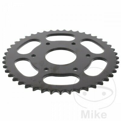 JT Rear Sprocket 45T 520P JTR890.45ZBK Steel Black KTM RC 125 4T ABS 2014-2015