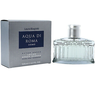 Laura Biagiotti Aqua di Roma Uomo 125 ml After Shave Spray