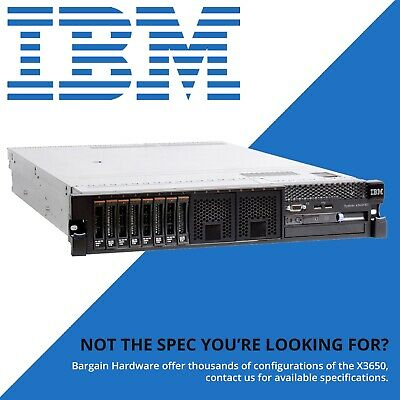 IBM System X3650 M3 Cheap Rack Server, 2x Hex (six) Core Xeon, M5015 512MB RAID