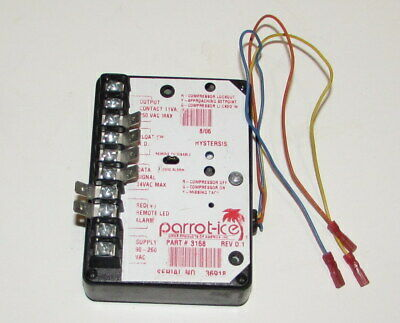 Parrot-ice Control Board P/n:3168,  Frozen Beverage Machine Board