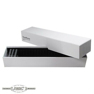 1 oz Silver Bar Guardhouse Double Row Storage Box #9 with capacity up to 50 Bars