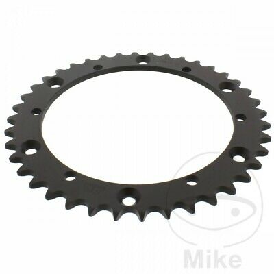 JT Rear Sprocket 40T 520P JTR853.40ZBK Steel Black Yamaha WR 400 F 1998