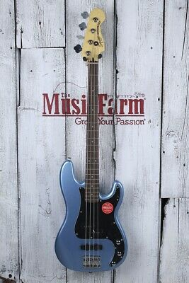 Fender® Squier Vintage Modified Precision Bass PJ 4 String Electric Bass Guitar