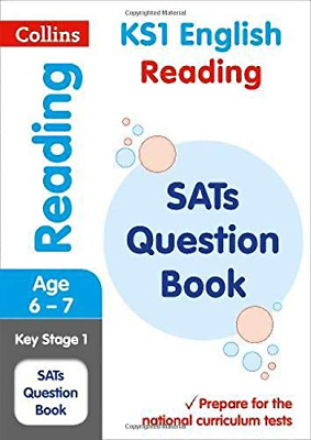 KS1 Reading SATs Question Book: Key Stage 1 (Collins Practice)