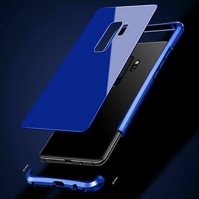 Metal Aluminum alloy Bumper Shockproof Case Cover For Samsung Note 8/S9 Plus/S8
