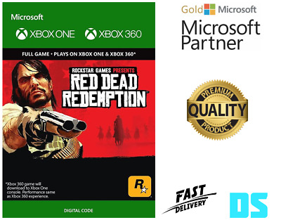 Red Dead Redemption - Xbox 360/Xbox One digital key Fast Dispatch