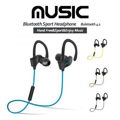Waterproof Bluetooth 4.1 Earbuds Sports Wireless Stereo Headphones Headset NEW