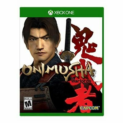 Onimusha Warlord Xbox One Brand New Sealed