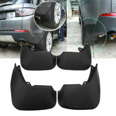 OEM Splash Guards Mud Guards Flaps For 15-2019 Land Rover Discovery Sport 5 Seat