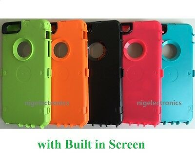 new products ca986 5b295 INSIDE INNER SHELL Replacement For Otterbox Defender Case iphone 6 6S 7 8  Plus