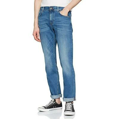 TOMMY HILFIGER JEANS MEN Denton-Str Atlanta Blue €  ̶1̶2̶0̶   MW0MW06566 STRETCH